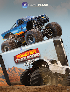 3d monster truck racing hack