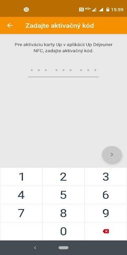 Up Du00e9jeuner NFC 2.0.1 screenshots 2