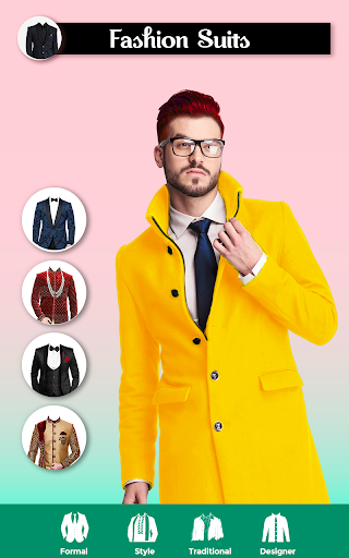 Macho - Man makeover app & Photo Editor for Men 4.5 Screenshots 18