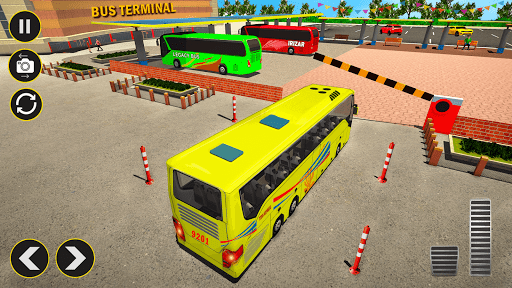 Modern Bus Simulator: Ultimate Bus Driving Games Varies with device screenshots 21