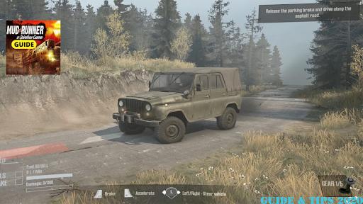 Guide For SnowRunner Truck Tips 2021  Screenshots 2