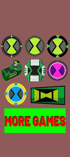 Omnitrix Simulator 2D screenshots 1