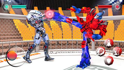 Grand Robot Ring Fighting: Robot Ring wrestling screenshot 3