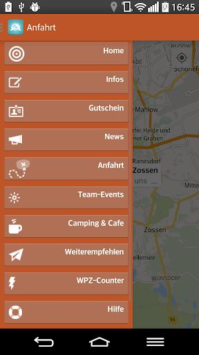 wasserski & wakeboard zossen screenshot 2