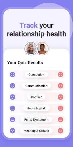 Paired: Couples & Relationship apktram screenshots 4