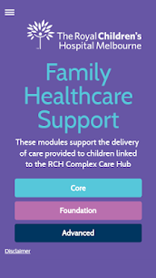 RCH Family Healthcare Support For Pc Or Laptop Windows(7,8,10) & Mac Free Download 1