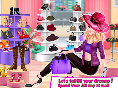 リッチ ガール ショッピング フィーバー - ファッション ショッピング モール