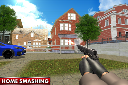 Destroy City Interior Smasher  screenshots 6