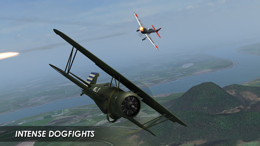 Wings of Steel screenshots 9