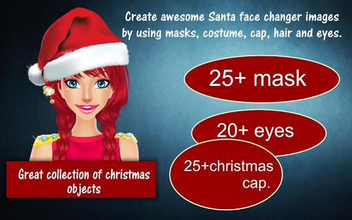 Foto do Christmas Decoration - Santa Face Changer