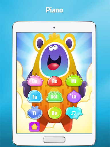 Phone for kids baby toddler - Baby phone apkpoly screenshots 6