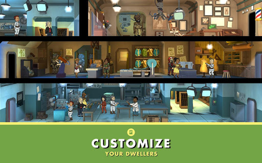 Fallout Shelter goodtube screenshots 11