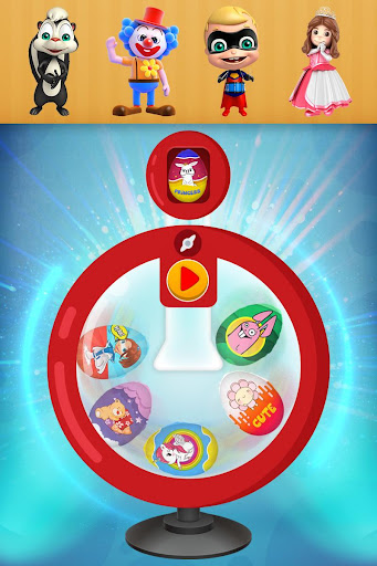 Gumball Machine eggs game - Kids game 2.7.0 screenshots 5