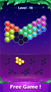 Hexa Block Puzzle - Classic Block Games