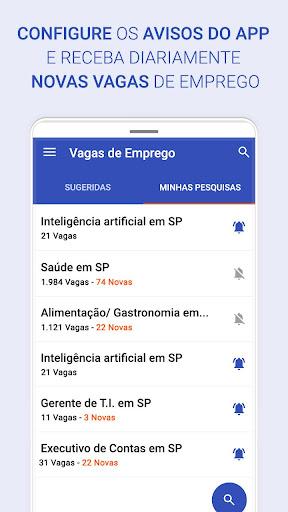 Vagas de emprego home office e presenciais android2mod screenshots 5