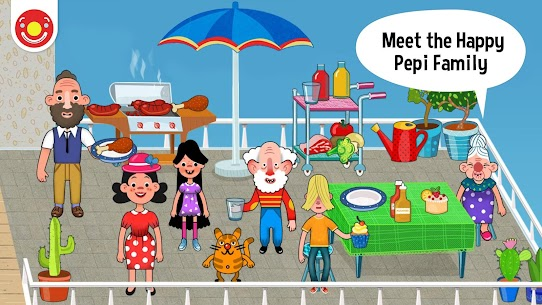 Pepi House MOD APK (Free Shopping) 1