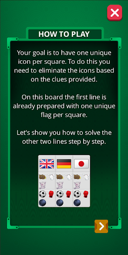 Einstein's Riddle Logic Puzzles 6.8.8G screenshots 9