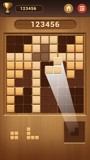 Wood Block Sudoku Game -Classic Free Brain Puzzle 0.6.6 screenshots 3
