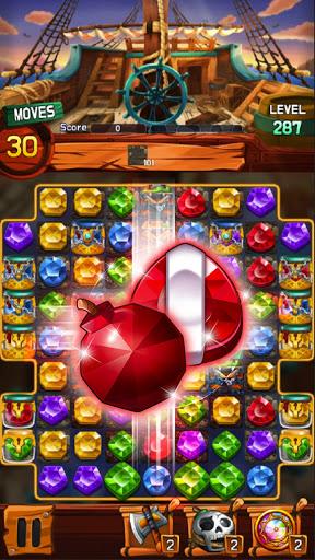 Jewel Voyage: Match-3 puzzle  screenshots 1