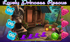 Best Escape Games 36 Lovely Princess Rescue Gameのおすすめ画像2