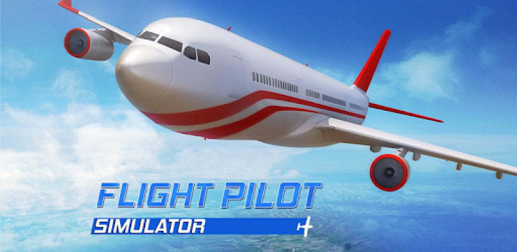 Flight Pilot Simulator 3D Free poster 0