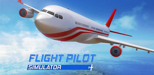 Flight Pilot Simulator 3D Free .APK Preview 0