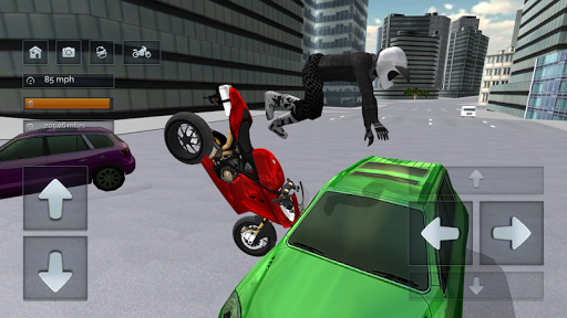 Extreme Bike Driving 3D 1.16 screenshots 2