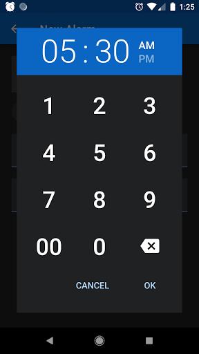 Simple Alarm Clock Free android2mod screenshots 1