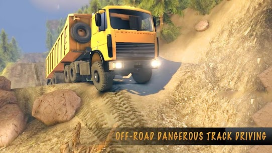Russion Truck Driver: Offroad Driving Adventure 4
