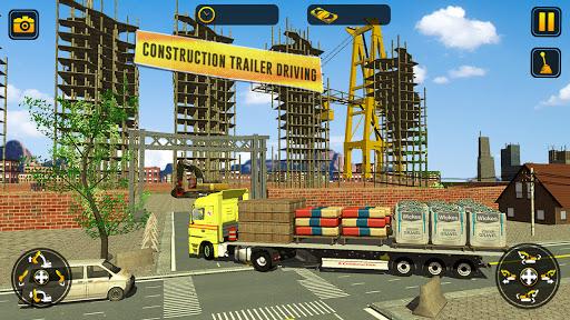 City Construction Simulator: Forklift Truck Game  screenshots 5