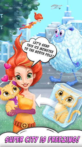 Power Girls Super City - Superhero Salon & Pets 7.0.50010 Screenshots 7