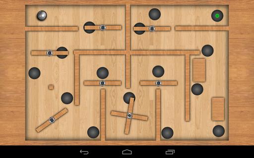Teeter Pro - free maze game 2.6.0 screenshots 2