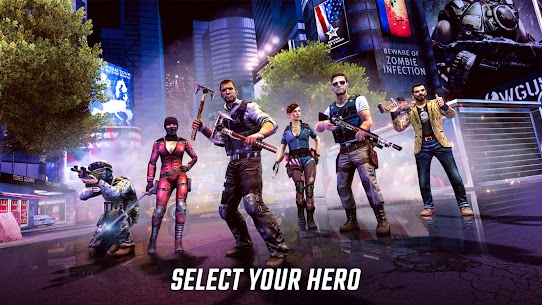 UNKILLED – Zombie Games FPS MOD APK 2.1.2 (Unlimited Ammo, Auto Heal) 12