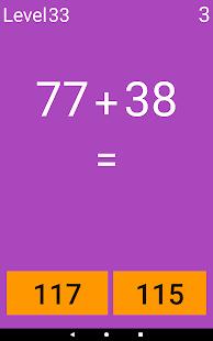 Math Contest -Mathematics Game