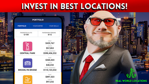 LANDLORD Business Simulator with Cashflow Game 3.5.0 screenshots 2