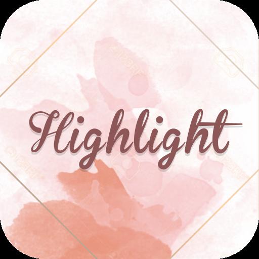 HighlightCover Maker