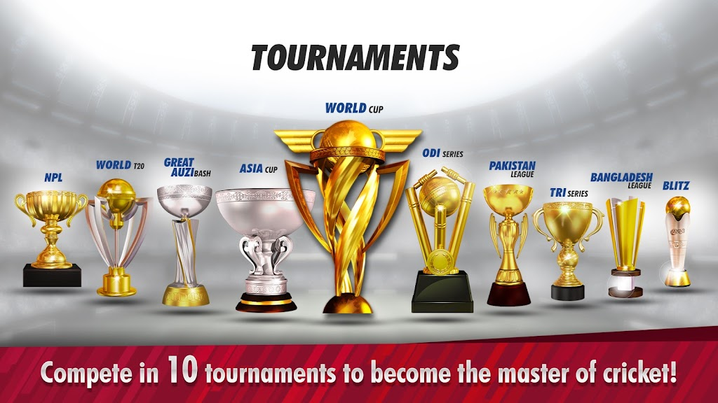 World Cricket Championship 3 - WCC3 poster 10