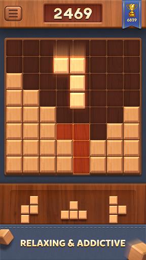 Woodagram - Classic Block Puzzle Game 2.1.12 screenshots 4