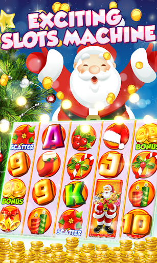 Slot Machine: Christmas Slots 2.3 screenshots 1