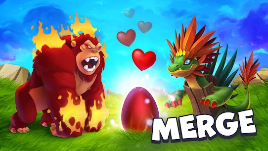 Monster Legends Mod APK Download (Unlimited Gems / Food) – Updated 2021 3