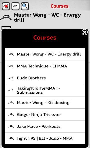 Martial Arts - Training and workouts  screenshots 2