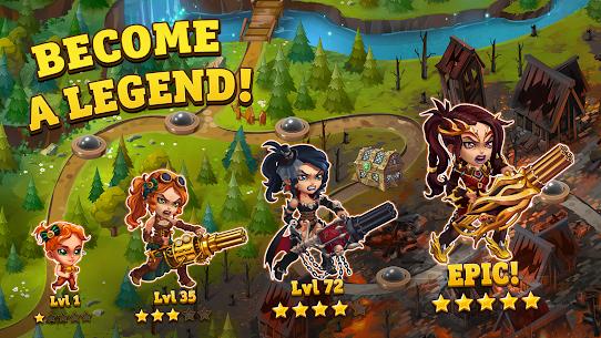 Hero Wars Mod Apk Hero Fantasy Multiplayer Battles (Max Fill Energy) 10