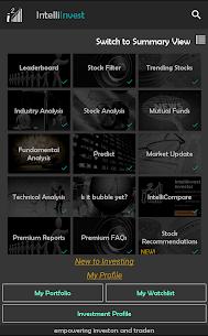 IntelliInvest MOD Apk 2.6.4 (Unlimited Money) 1