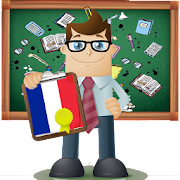 Mr. Vocabulary: French words