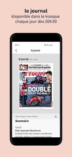L'u00c9quipe - Sport en direct : foot, tennis, rugby.. apktram screenshots 6