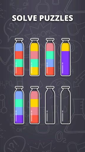 Water Sort - Color Sorting Game & Puzzle Game  screenshots 19