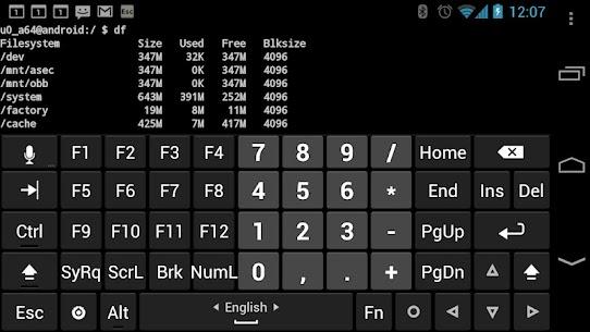 Free Hacker' s Keyboard Apk Download 2021 2