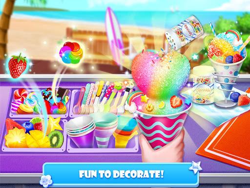 Snow Cone Maker - Frozen Foods 2.2.0.0 Screenshots 4