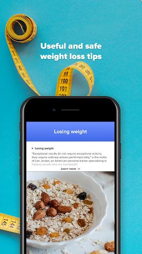 Foto do Diet. Losing weight. Health. Proper nutrition.