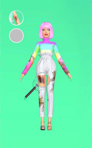 Doll Makeover  screenshots 8